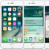 iOS 10 Yayınlandı Ekran Görüntüsü