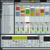 Ableton Live Mac 9.5 screenshot