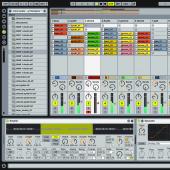 Ableton Live Mac 9.5 Ekran Görüntüsü