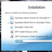 Microsoft Silverlight 5.1.50901.0 Ekran Görüntüsü