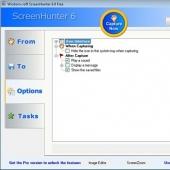 ScreenHunter Free 6.0.231 Ekran Görüntüsü