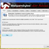 Malwarebytes Anti-Malware 2.2.0.1024 Ekran Görüntüsü