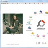 PhotoScape 3.7 Ekran Görüntüsü