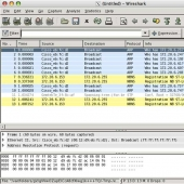 Wireshark Mac 2.0.1 screenshot