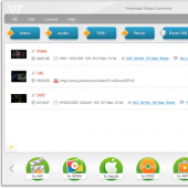 Freemake Video Converter 4.1.9 screenshot