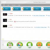 Freemake Video Converter 4.1.9 Ekran Görüntüsü