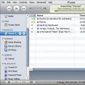 iTunes 12.6.0.100 screenshot