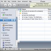 iTunes 12.5.1.21 Ekran Görüntüsü