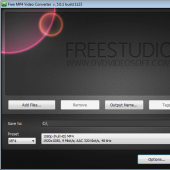 Free 3GP Video Converter 5.0.73.119 Ekran Görüntüsü