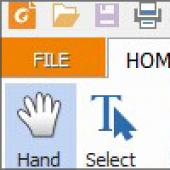 Foxit Reader 8.2.1.6871 Ekran Görüntüsü