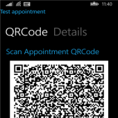 Contacts Windows Phone Uygulaması 2.1.0.5 screenshot