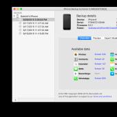 iPhone Backup Extractor 7.3.5.1399 screenshot