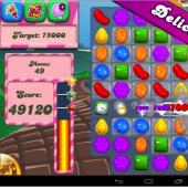 Windows İçin Candy Crush Saga Oyunu 46.6.327 Ekran Görüntüsü