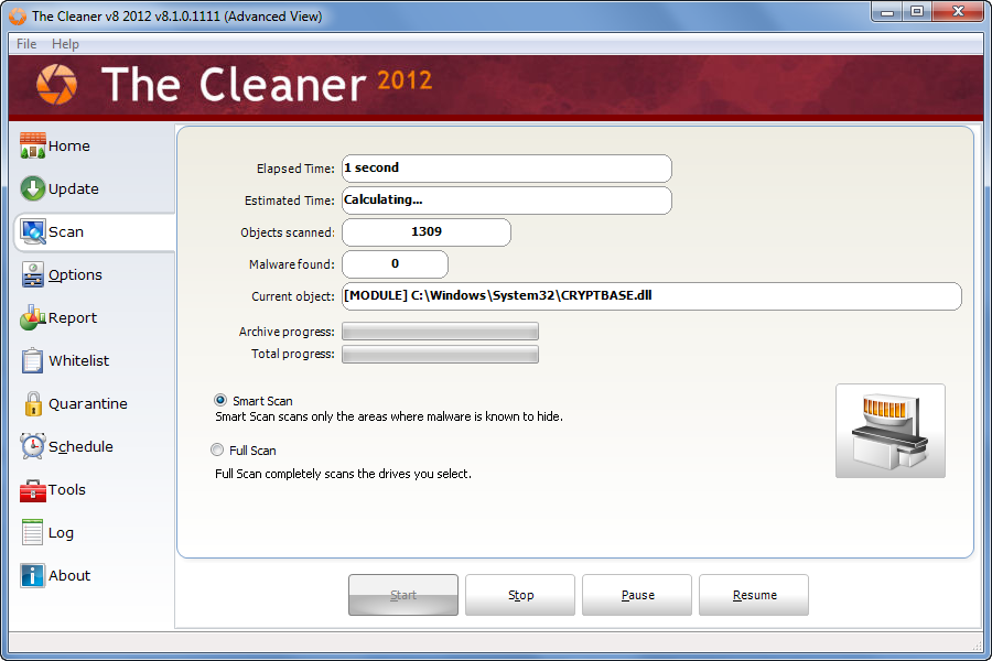 The Cleaner 9.0.0.1116